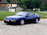 Renault Alpine A610 (1991–1995) photos
