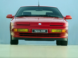 Renault Alpine A610 (1991–1995) wallpapers