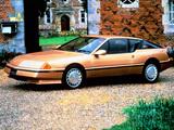 Renault Alpine GTA V6 US-spec (1987) photos