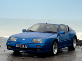 Renault Alpine GTA V6 Turbo Le Mans (1990) photos