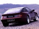 Wallpapers of Renault Alpine GTA V6 Turbo Le Mans (1990)