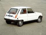 Pictures of Renault 5 Alpine Turbo (1982–1984)