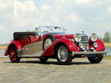 Alvis Speed 25 SC Tourer by Vanden Plas (1937–1939) photos