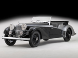 Images of Alvis Speed 25 SC Tourer by Vanden Plas (1937–1939)