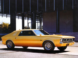 AMC AMX II Project IV Vixen Concept Car 1966 images