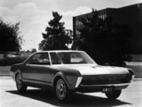 AMC AMX II Project IV Concept Car 1966 wallpapers