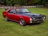 Pictures of AMC AMX-R Prototype 1968