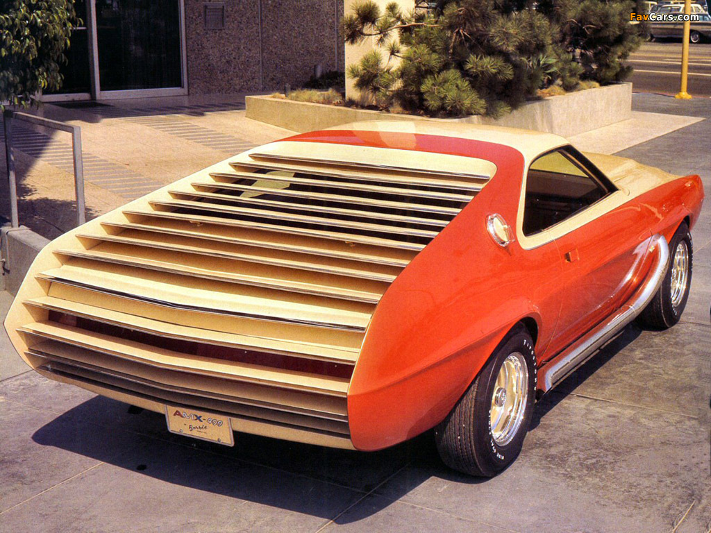 Pictures Of Amc Amx 400 Barris Kustom 1970 1024x768