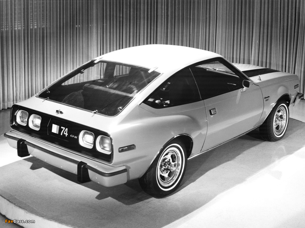 Pictures Of Amc Gremlin G Ii Concept 1974 1024x768
