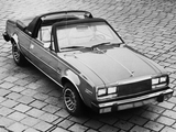 AMC Concord Convertible by Griffith 1981 images