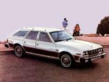 Photos of AMC Concord Wagon 1979–83
