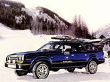 AMC Eagle Wagon 1983 pictures