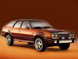 AMC Eagle Wagon 1984 images
