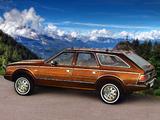 AMC Eagle Wagon 1985 images