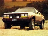 Images of AMC Eagle SX/4 1981–83