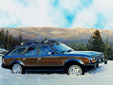 Pictures of AMC Eagle Wagon 1985