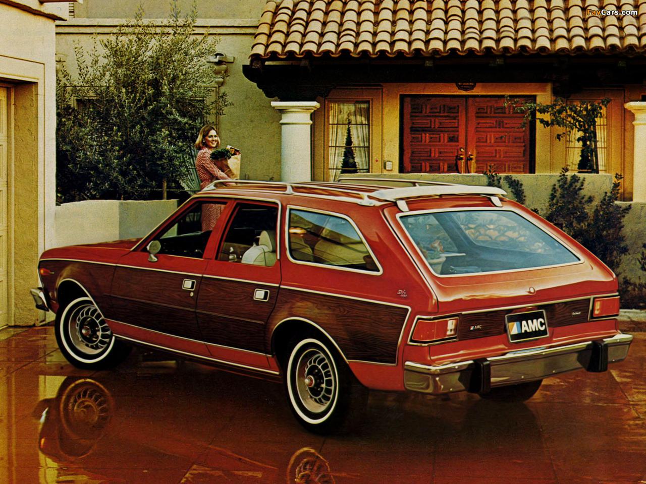 AMC Hornet Sportabout