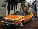 AMC Hornet Hatchback 1975–77 wallpapers
