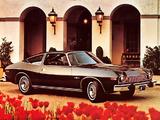 AMC Matador Cassini Coupe 1974–75 pictures