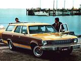 Pictures of AMC Matador Station Wagon 1974–78