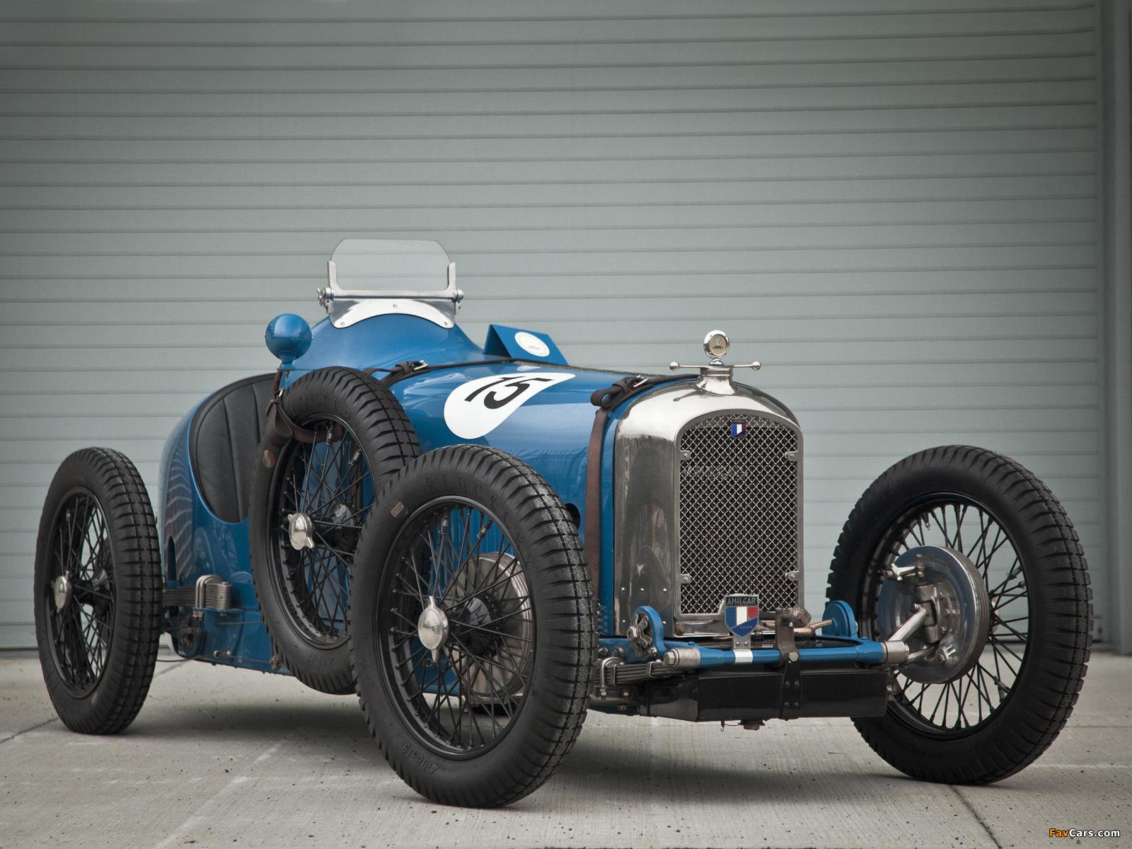 Amilcar C6 (1926–193...