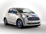 Aston Martin Cygnet Cygnet & Colette (2011) wallpapers
