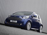 Project Kahn Aston Martin Cygnet (2012) wallpapers
