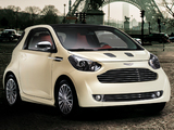 Aston Martin Cygnet (2011) wallpapers