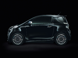 Photos of Aston Martin Cygnet Black Edition (2011)