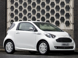 Photos of Aston Martin Cygnet White Edition (2011)