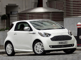 Pictures of Aston Martin Cygnet White Edition (2011)