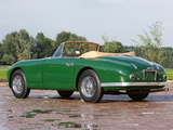 Aston Martin DB2 Vantage Drophead Coupe (1951–1953) images