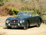 Aston Martin DB2 Vantage by Graber (1952–1953) wallpapers