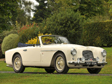 Aston Martin DB2/4 Drophead Coupe MkII (1955–1957) photos