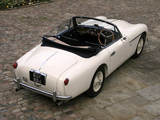 Aston Martin DB2/4 Drophead Coupe MkII (1955–1957) pictures