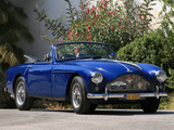 Images of Aston Martin DB2/4 Drophead Coupe MkIII (1957–1959)