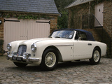 Photos of Aston Martin DB2/4 Drophead Coupe MkII (1955–1957)