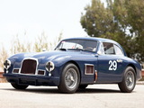Pictures of Aston Martin DB2 Vantage Saloon (1950–1953)