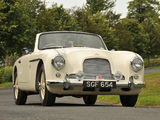 Pictures of Aston Martin DB2/4 Drophead Coupe MkII (1955–1957)