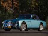 Pictures of Aston Martin DB2/4 Drophead Coupe MkIII (1957–1959)