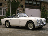 Aston Martin DB2/4 Drophead Coupe MkII (1955–1957) wallpapers