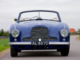 Aston Martin DB2 Vantage Drophead Coupe (1951–1953) wallpapers