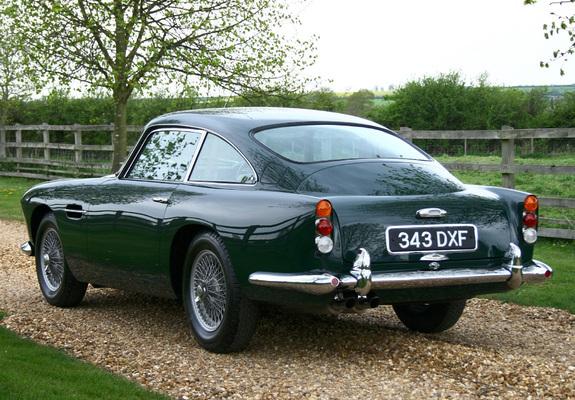... / Preview - Aston Martin DB4 Vantage UK-spec IV (1961–1962) photos