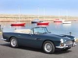 Aston Martin DB4 Convertible (1962–1963) photos