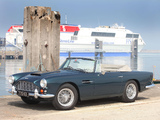 Aston Martin DB4 Convertible (1962–1963) pictures