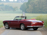 Aston Martin DB4 Convertible (1962–1963) wallpapers