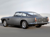 Aston Martin DB4 UK-spec (1958–1961) photos