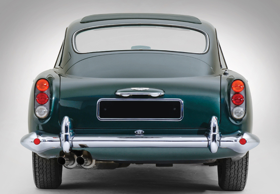 ... / Preview - Aston Martin DB4 Vantage UK-spec IV (1961–1962) images