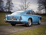 Photos of Aston Martin DB4 UK-spec (1958–1961)