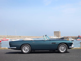 Pictures of Aston Martin DB4 Convertible (1962–1963)